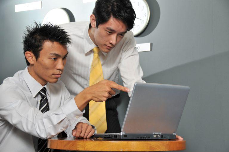 韓国人社員、日本人駐在社員の実態調査