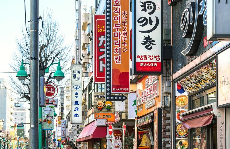 格差社会、海外に出る韓国人
