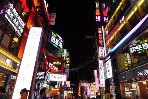無許可営業の韓国ホストクラブも多い