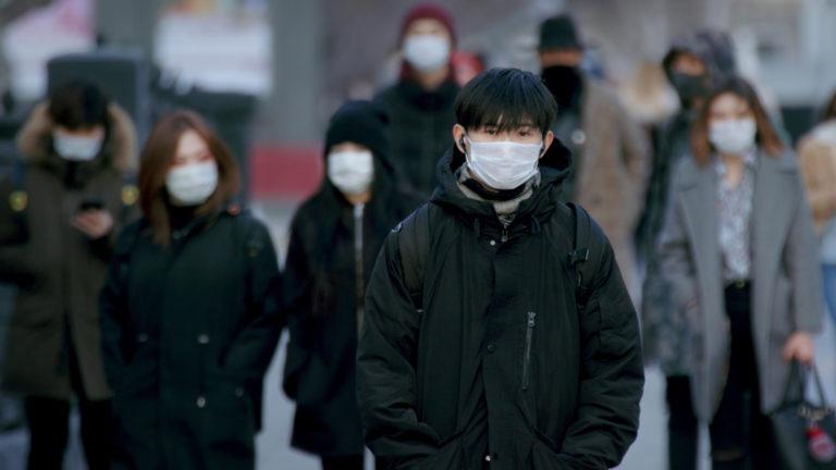韓国のコロナウイルス関連問題